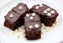 Chocolate Domino Brownies