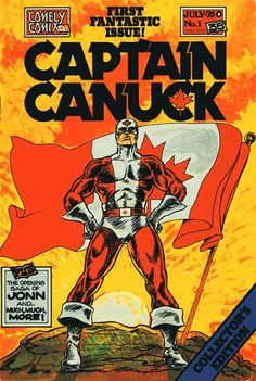 Captain Canuck!