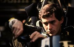 Ayrton Senna (1985)