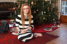 HannaLena90: OOTD - gestreifte Weihnachten