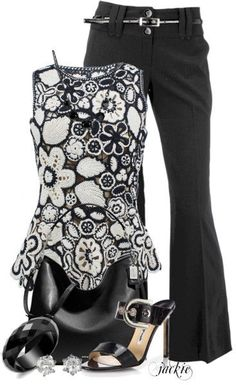 Perfect for the office - just throw on a jacket for meetings or interviews. OSCAR DE LA RENTA Peplum Top