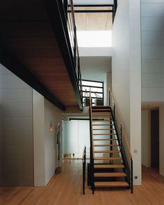 Lab32 architecten   moderne eigentijdse architectuur   Ontwerp villa Barbier te Lanaken, moderne eigentijdse villa.