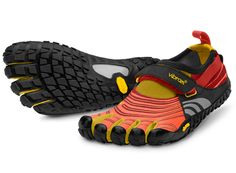 Vibram FiveFingers - Womens Trekking & Trail Running Shoe – SPYRIDON | Vibram FiveFingers