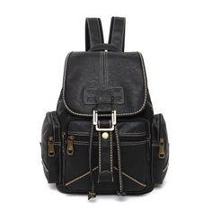 Vintage Leather Backpacks Vintage Leather Backpack 0bda408c5fd7e