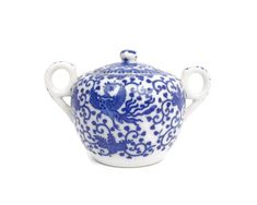 Excited to share the latest addition to my #etsy shop: Vintage Phoenix Sugar Bowl With Lid Blue and White Bird Pattern Made in Japan Japanese Porcelain Art Deco Shape Flying Turkey Phoenixware #serving #housewares #blue #white #blueandwhite #sugarbowlwithlid #phoenixbirdpattern #madeinjapan https://etsy.me/2t5bzeS