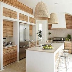 Resultado de imagen de cucina in muratura moderna | cuisine ...