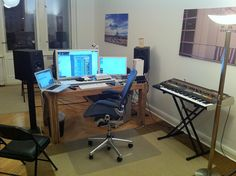 Urs workspace | Flickr - Photo Sharing!