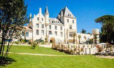 Château Les Carrasses.