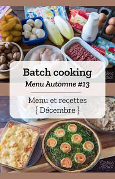 Strategies For Prepairing The Best Meals In Town - Great Cooking Tips Batch Cooking, Cooking Recipes, Sauteed Zucchini Recipes, Healthy Breakfast For Kids, Cooking Pumpkin, Lunch Meal Prep, Cooking Light, Food Inspiration, Kids Meals