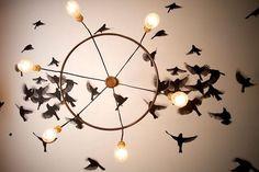 Light taking flight
