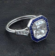 January 2014 Photo Shoot - Estate Diamond Jewelry