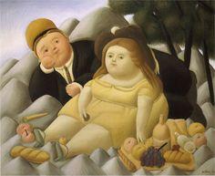 Fernando Botero: Icono del arte contemporáneo » Trianarts
