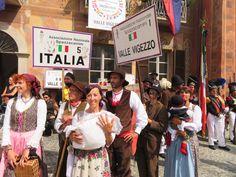 Spazzacamino Chimney Sweep Festival. Santa Maria Maggiore, Italy