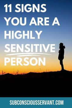 Do you think you might be a highly sensitive person? Check out these 11 telltale signs to help you decide. intentions concentrate energy towards your goals. Set a positive one today. Highly Sensitive Person Traits, Sensitive People, Spiritual Awareness, Spiritual Health, Spiritual Growth, Empath Traits, Empath Abilities, Aura Colors, Spiritual Meaning