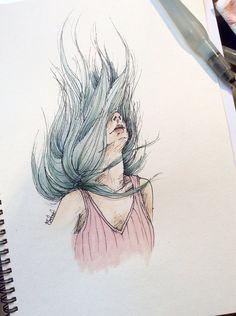 01 07 16 Aquarelle by NemoDraw.deviantart.com on @DeviantArt