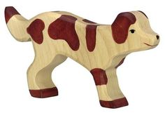 Wooden Farm Dog