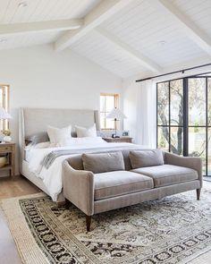 Studio McGee (@studiomcgee) • Instagram photos and videos Master Bedroom Closet, Dream Bedroom, Home Decor Bedroom, Bedroom Ideas, Simple Bedroom Design, Master Bedroom Design, Minimalist Bedroom, Modern Bedroom, Chest Furniture