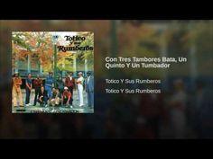 """""""Con Tres Tambores Bata, Un Quinto Y Un Tumbador""""  - TOTICO"""