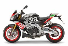 2017 Aprilia Tuono V4 1100 Factory – Just Add Öhlins