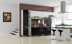 Cozinhas planejadas: Cozinha planejada itatiaia