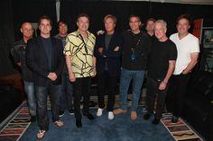 Jim Caviezel - Chicago & The Doobie Brothers In Concert - August 18 2012
