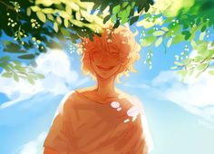 seitoro: and his face was like the sun >>That's practically Will Solace