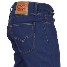 Levi's 511 Best of Levi's® - Recycled 3 #levis #denim #511