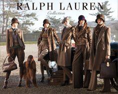 Ralph Lauren is my spirit animal. Ralph Lauren Style, Ralph Lauren Collection, Mode Safari, British Country Style, Estilo Preppy, Country Fashion, English Style Fashion, British Fashion, Old Money