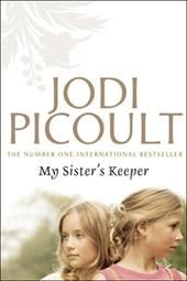 "My Sister's Keeper - Jodi Picoult ""Maybe who we are isn't so much about what we do, but rather what we're capable of when we least expect it."""