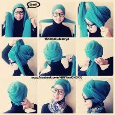 tutorial hijab - Penelusuran Google