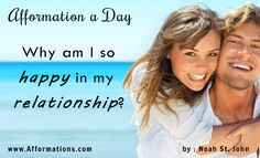Are you happy with your relationship today?