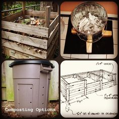 Build Your Own Compost Bin: Four Creative Options
