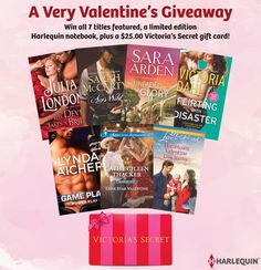 Stuck In Books: A Very Valentine's Giveaway from Harlequin