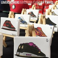 Nuestro amigo y patrocinador @piantoni7 estará onen #LSevent2017 Que andara preparar está vez?  LoverSneakers Barcelona Event 2017 Summer Edition  BUY / SELL / TRADE / EXPO  Sábado 6 & Domingo 7 de Mayo. Estació del Nord - Barcelona De 11:00 a 20:30 - Tickets 3  info: http://ift.tt/1iZuQ2v  #loversneakers #sneakerheads #sneakers #kicks #zapatillas #kicksonfire #kickstagram #sneakerfreaker #nicekicks #barcelona #snkrfrkr #sneakercollector #shoeporn #igsneskercommunity #sneakernews…