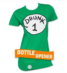 St. Patrick's Day: Funny, Festive Shirts For This Holiday | The TOTEFISH Blog
