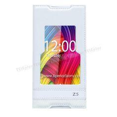 Sony Xperia Z5 Mıknatıslı Pencereli Kılıf Beyaz -  - Price : TL28.90. Buy now at http://www.teleplus.com.tr/index.php/sony-xperia-z5-miknatisli-pencereli-kilif-beyaz.html