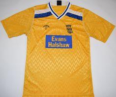 339412b6 1988-1989 birmingham city matchwinner away football shirt (size m)