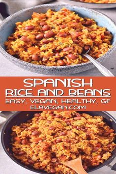 #Rice #side #dish #recipes #recipe #easy brp classfirstletterOur page has been carefully arrange for you  Scroll down for spare different rice side dish recipes direct subjectpIf you dont like everything that recipe is part of the photograph we offer that when you read that impression exactly the features you are looking for you can see In the photo Spanish Rice And Beans Easy Recipe we say that we present the utmost appealingly piece that can be presented on this Topic blockquoteThe width… Spanish Rice And Beans, Rice Recipes For Dinner, Evening Meals, Side Dishes, Vegetarian Recipes, Easy Meals, Easy Recipes, Healthy Recipes, Healthy Meals