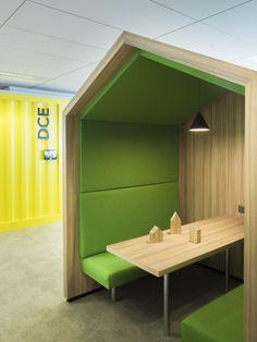 L'agence W conçoit l'architecture et l'aménagement du HUB, le nouveau siège social de BPD Marignan   Wonderful Brands