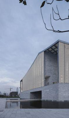 Gallery of Fan Zeng Art Gallery / Original Design Studio - 19