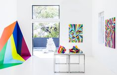 Emma Coulter · trace patterns — The Design Files   Australia's most popular design blog.