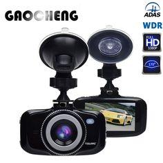 2016 New ALCOR Car Camera Full HD 1080P 2.7 Car DVR Recorder 170 degree Car Dvrs Parking monitor G-Sensor ADAS Dash cam