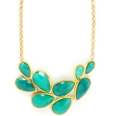 Quintessentially Blue Necklace