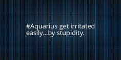 And you sound so stupid. You have more excuses then ten democrats ever could. Just as lame excuses too. Capricorn Aquarius Cusp, Aquarius Traits, Aquarius Quotes, Aquarius Woman, Capricorn And Aquarius, Zodiac Signs Aquarius, Sun Sign, Daily Horoscope, Cool Words