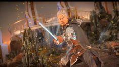 Lord Raiden, Mortal Kombat, Princess Zelda, Fictional Characters, Fantasy Characters