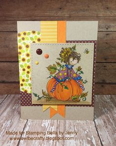 Spotlight On: Autumn/Fall at Stamping Bella | stamping bella