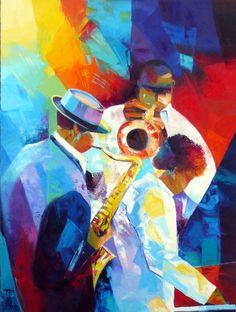 Pierrick TUAL, jazz impro