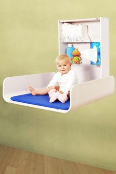 Unusual Baby Furniture Design Ideas for Small Room. Safe.