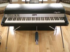Rhodes suitcase 73 Piece Of Music, Rhodes, Piano, Music Instruments, Keyboard, Creative, Suitcase, Twin, Heaven