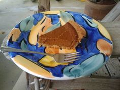 Pumpkin pie {hhe; use soured milk for evaporated}